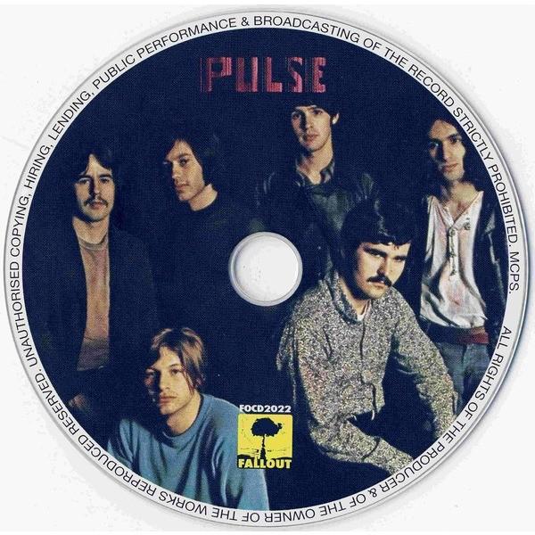 Pulse Pulse (incl. 2 bonuses)