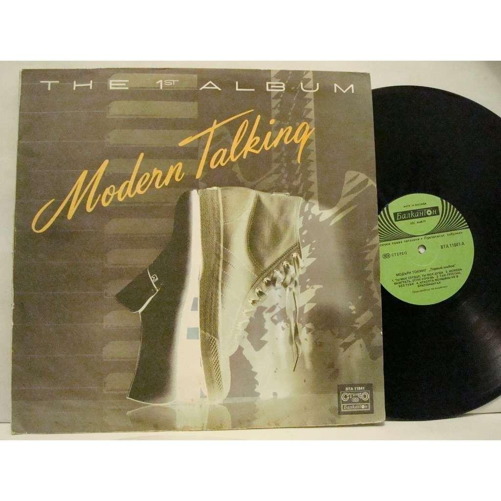 Modern Talking The 1st Album