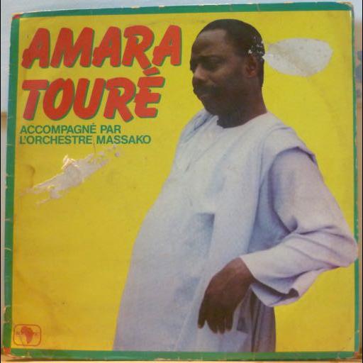 AMARA TOURE & ORCHESTRE MASSAKO S/T - Afalago
