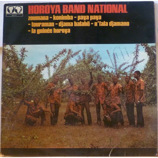 Horoya Band National S/T - Zoumana