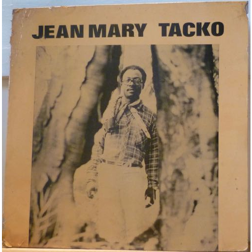 JEAN MARY TACKO S/T - Fleur d'amour