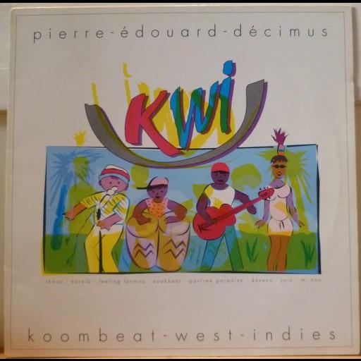 PIERRE EDOUARD DECIMUS Kwi Koombeat West indies