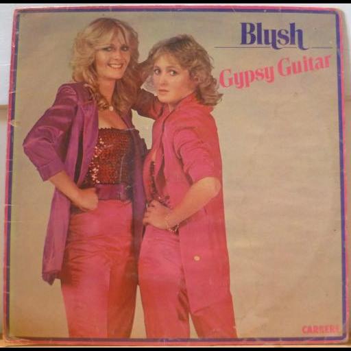 BLUSH Gypsy guitar