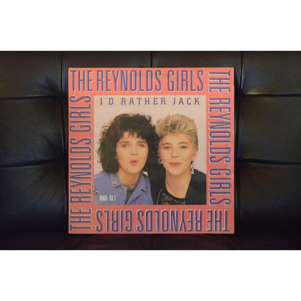 REYNOLDS GIRLS ( THE ) I' D RATHER JACK / INSTR.