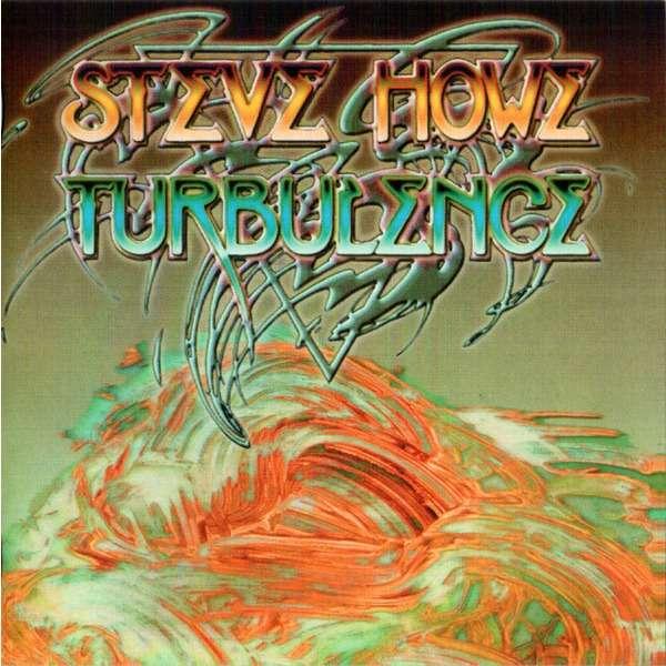 Steve Howe (feat. Bill Bruford) Turbulence