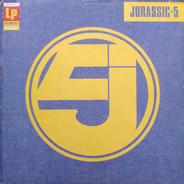 JURASSIC 5 JURASSIC 5 LP