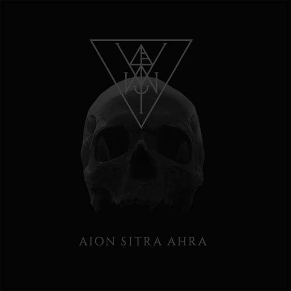 ADVERSVM Aion Sitra Ahra. Black Vinyl