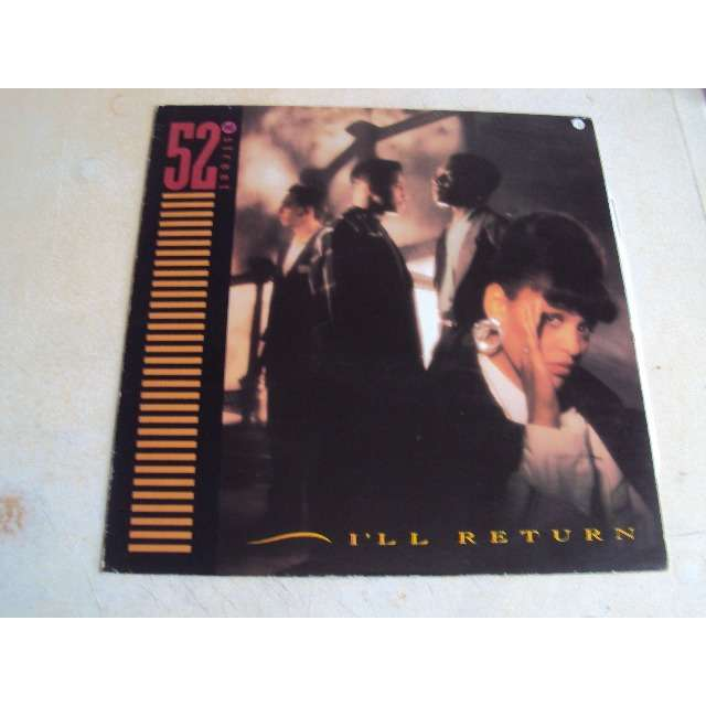 52nd Street I'll Return (Extended version) 1987 UK (MAXIBOXLP)