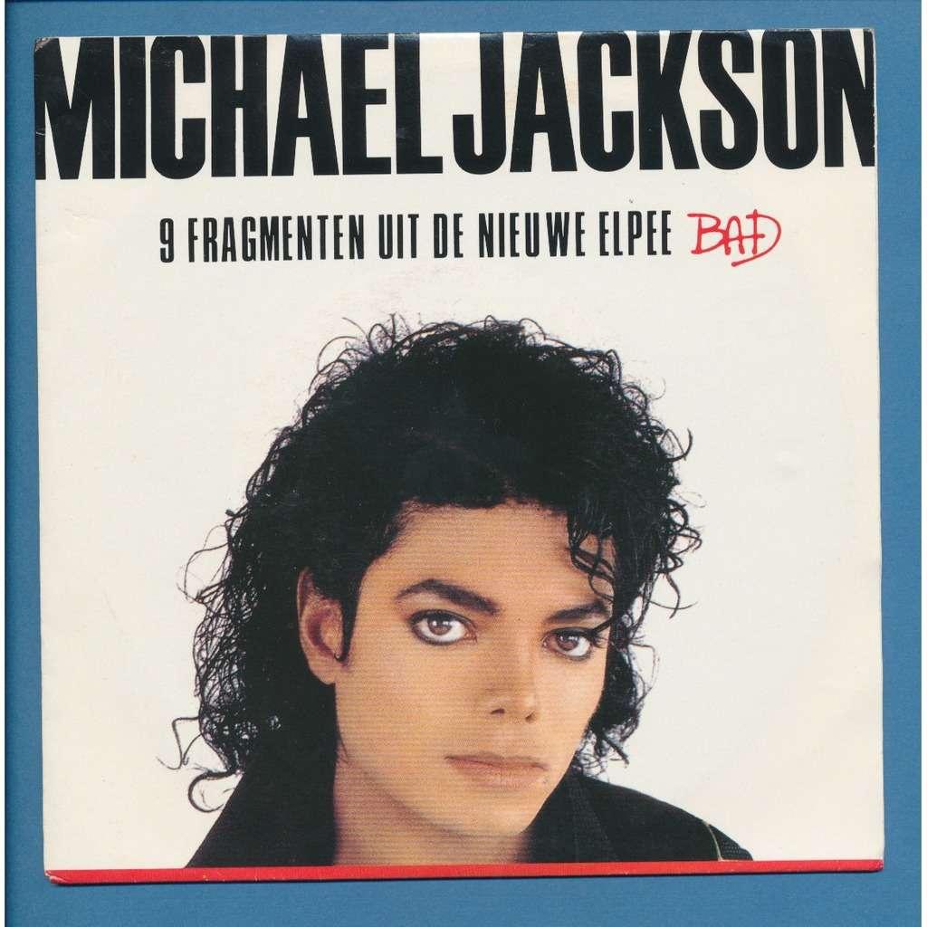 MICHAEL JACKSON bad ( 9 extraits du nouvel LP )