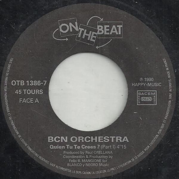 Bcn Orchestra Quien tu te crees ?