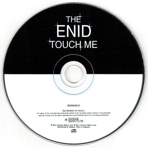 The Enid Touch Me