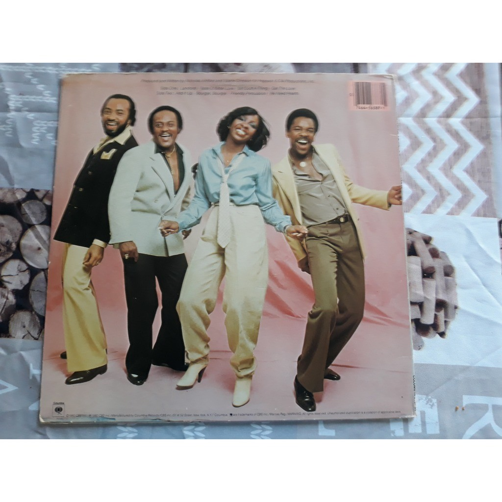 Gladys Knight & The Pips* - About Love (LP, Album) Gladys Knight & The Pips* - About Love (LP, Album)