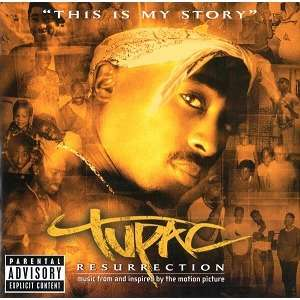 divers artistes - various artist This is my story Tupac Resurrection