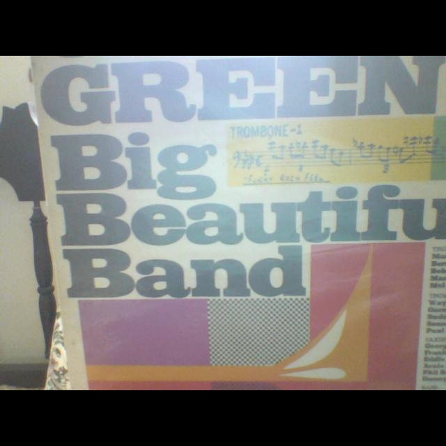 URBIE GREEN' s big beautiful band
