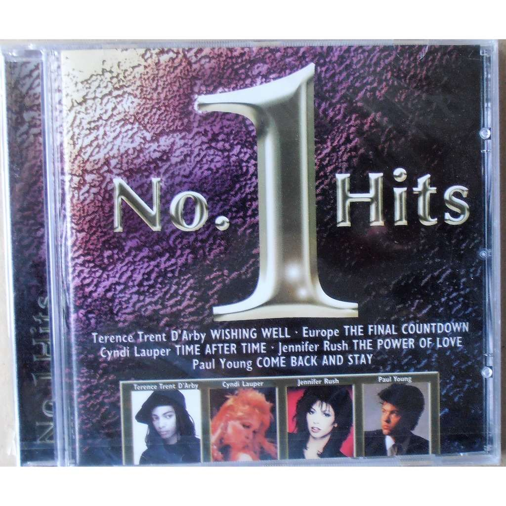 Jennifer Rush, Europe, Bangles u.a. No.1 Hits