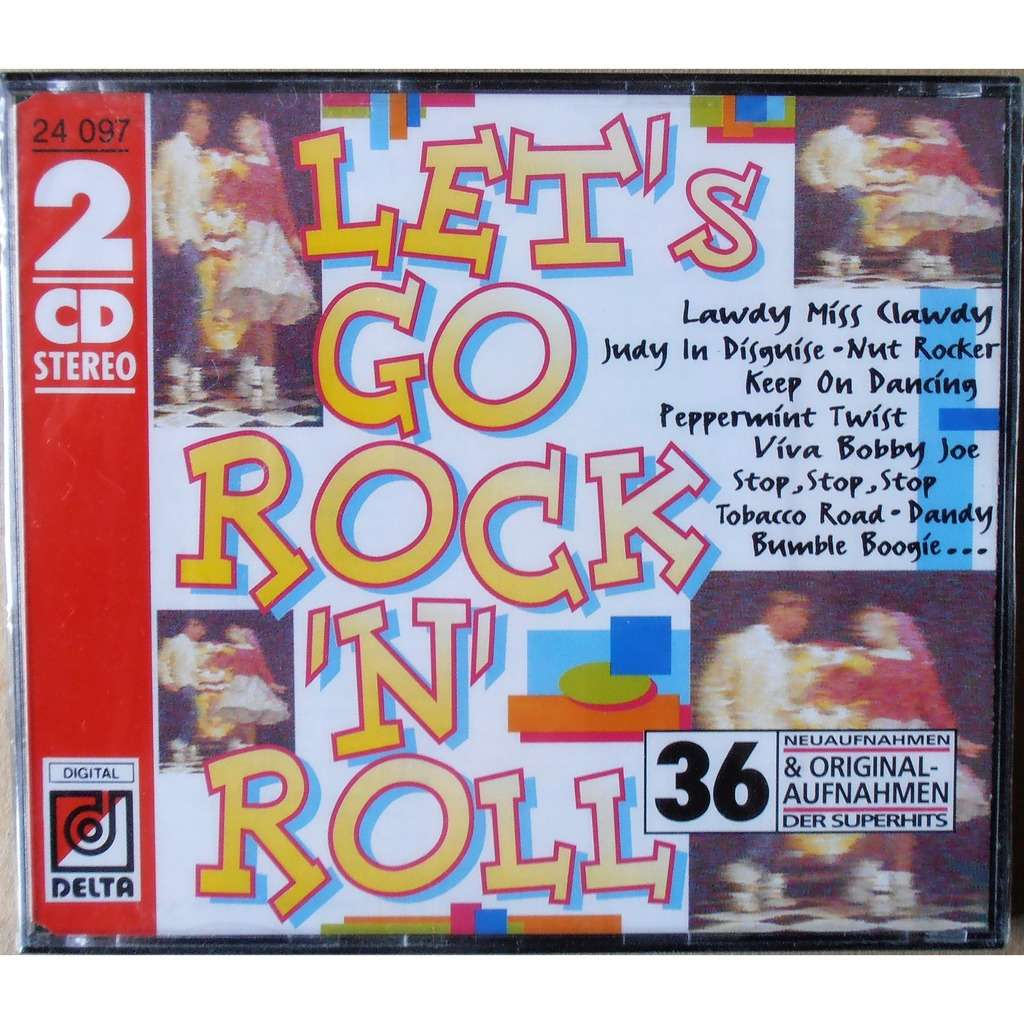 Showaddywaddy, The Equals, Chuck Berry u.a. Let's go Rock 'n' Roll
