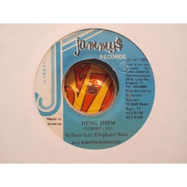 Robert Lee & Elephant Man Heng Them / Version ORIG.