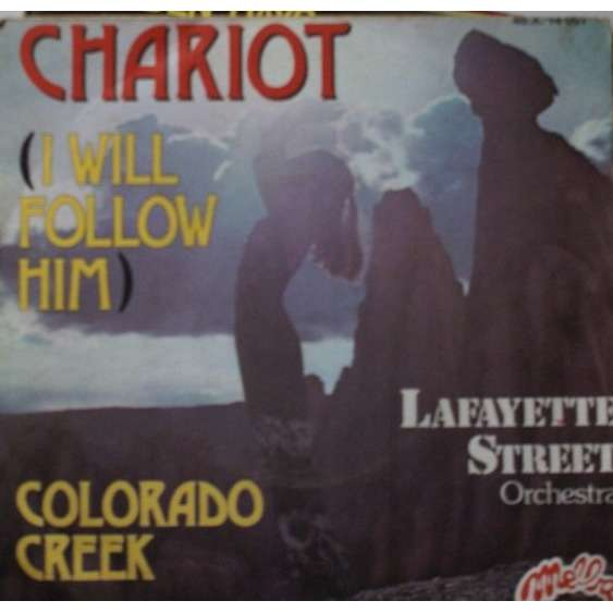 LAFAYETTE STREET chariot / colorado creek