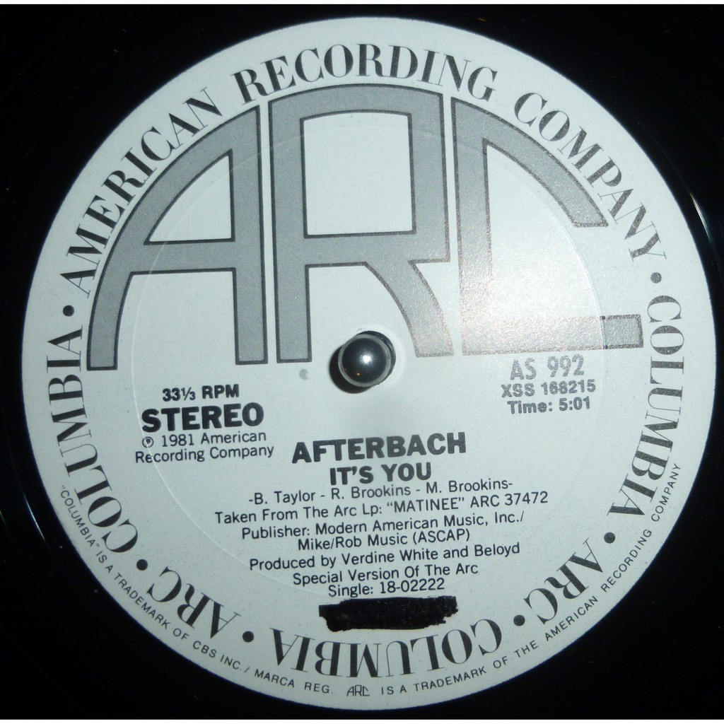 The Emotions / Afterbach Turn It Out / It's You