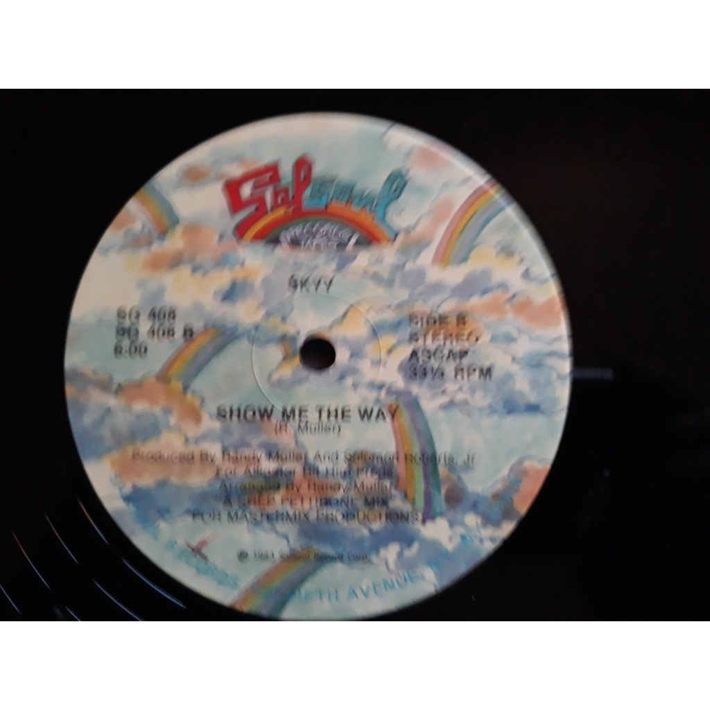 Skyy - Show Me The Way (12) 1983 Skyy - Show Me The Way (12) 1983