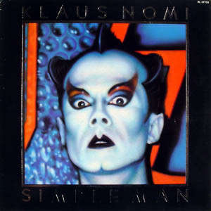 KLAUS NOMI SIMPLE MAN