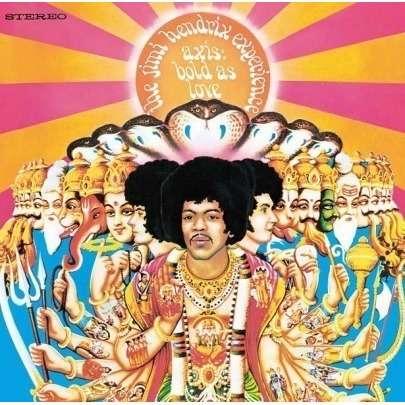 Jimi Hendrix Axis: Bold As Love - SACD