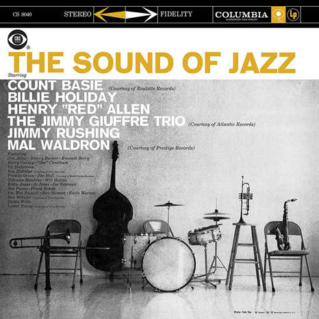 The Sound Of Jazz Various Artists - 200g LP