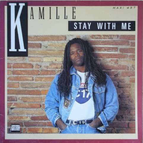 Kamille Stay with me / Instrumental