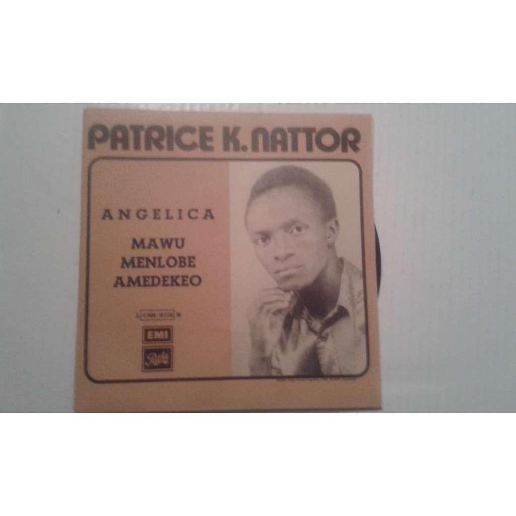 PATRICE K. NATTOR angelica - mawu menlobe amedekeo