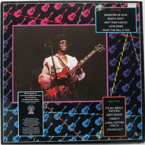 Johnny Guitar Watson The very Best of