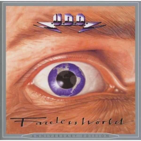 U.D.O. Faceless World (Anniversary edition,incl. 3 bonuses)