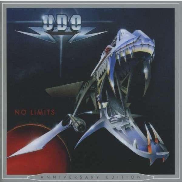 U.D.O. No Limits (Anniversary edition,incl. 5 bonuses)