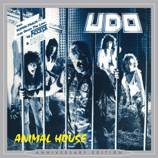 U.D.O. Animal House (Anniversary edition,incl. 5 bonuses)