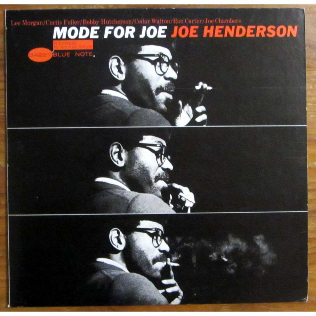 Joe henderson Mode for Joe
