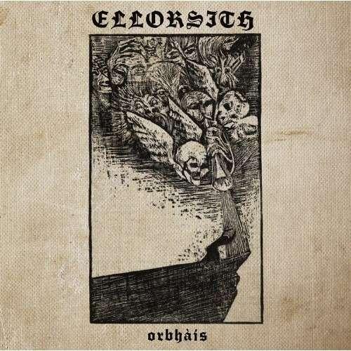 ELLORSITH Orbhais. Black Vinyl