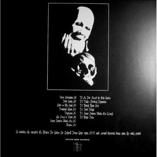 Sopor Aeternus & The Ensemble Of Shadows The Early Years (lp) Ltd Edit With Insert -Canada