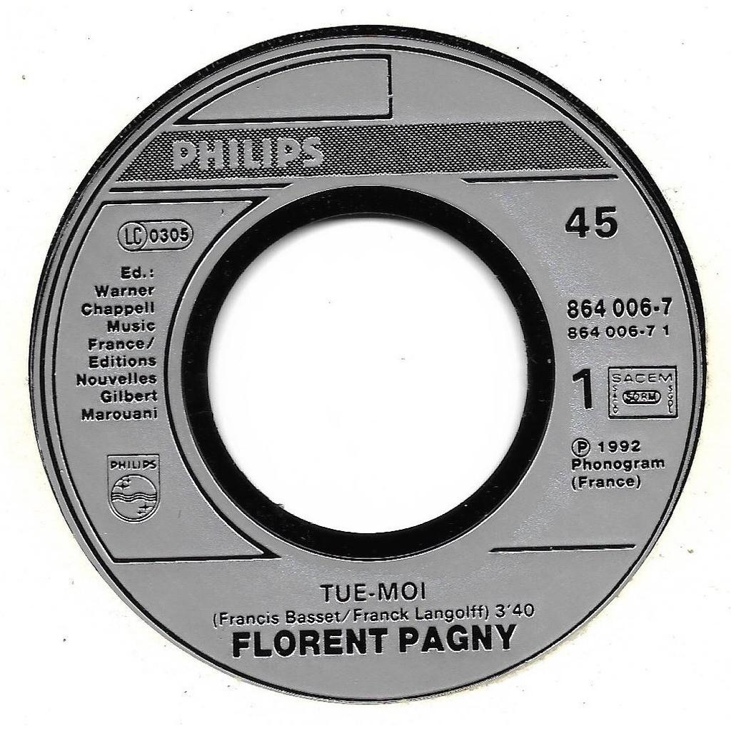 Pagny Florent Tue ~ moi