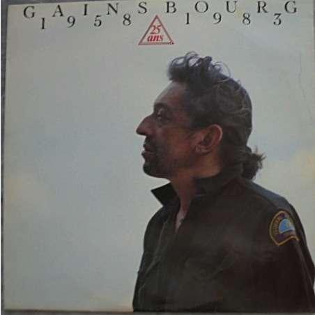 SERGE GAINSBOURG 1958-1983