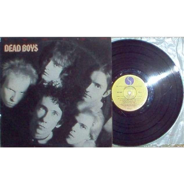 Dead Boys We Have Come For Your Children (USA 1978 original 10-trk LP on Sire lbl full ps+inner slv)