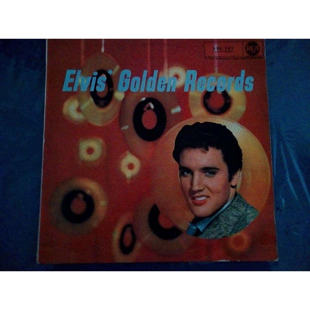 elvis presley Elvis' Golden Records 1
