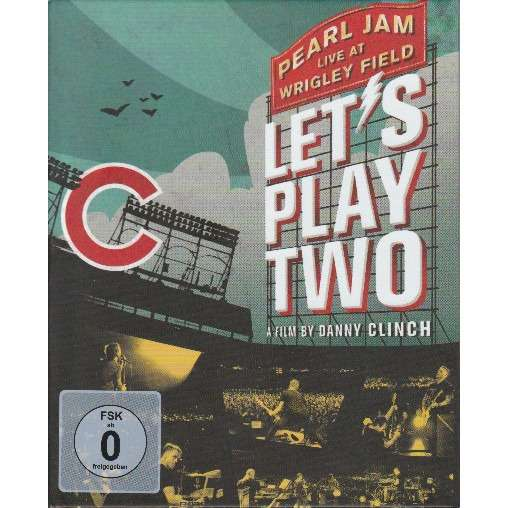 pearl jam Let's Play Two - Limited Edition