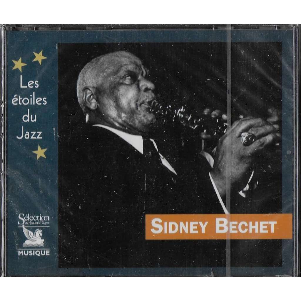 Sidney Bechet Les plus grands succès / La grande parade de Sidney / Bechet joue les stars -Les Etoiles Du Jazz-3CD