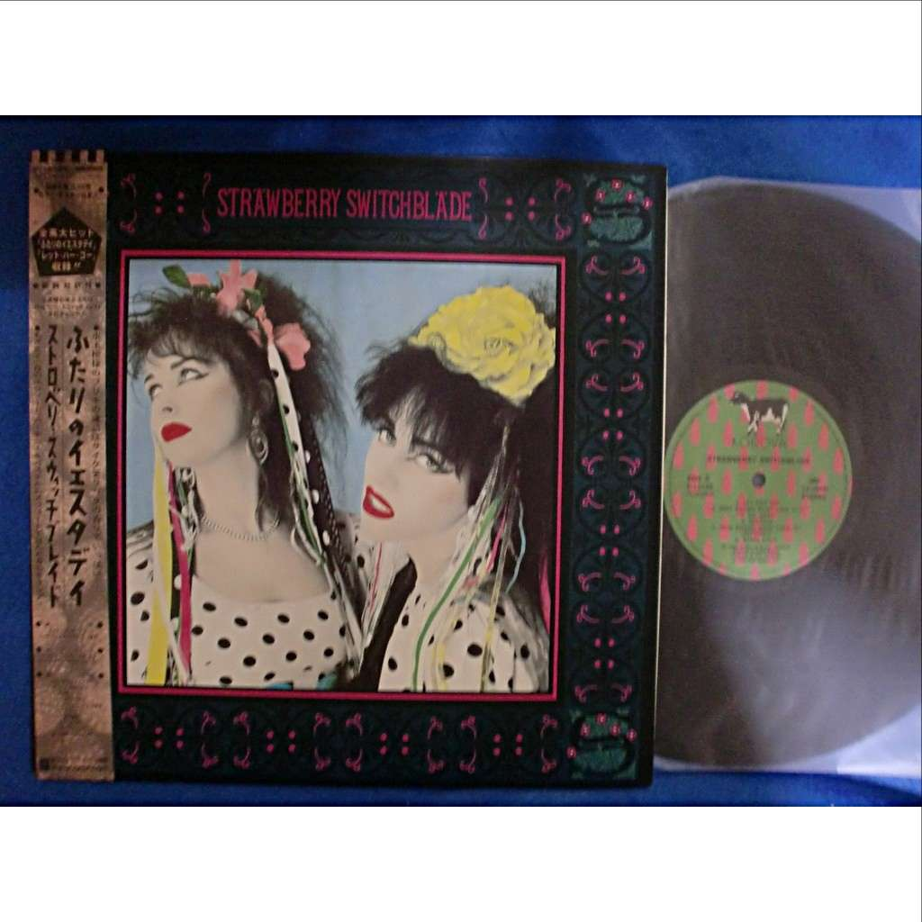 strawberry switchblade strawberry switchblade (with poster)