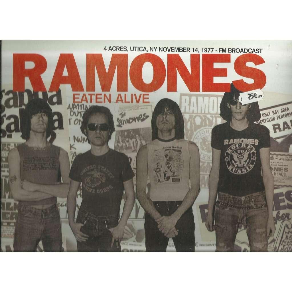 ramones eaten alive 1977