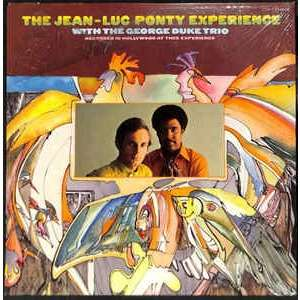 Plus d'images The Jean-Luc Ponty Experience* Wit Plus d'images The Jean-Luc Ponty Experience* With The George Duke Trio*