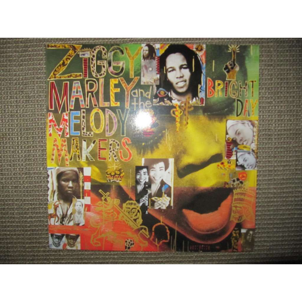ziggy marley and the melody makers One bright day