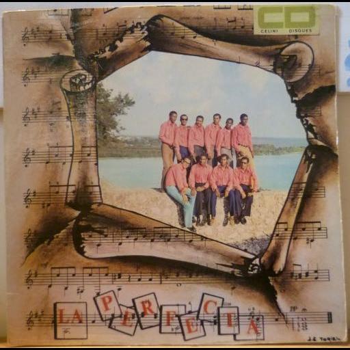 LA PERFECTA S/T - Clair de lune … l'escale