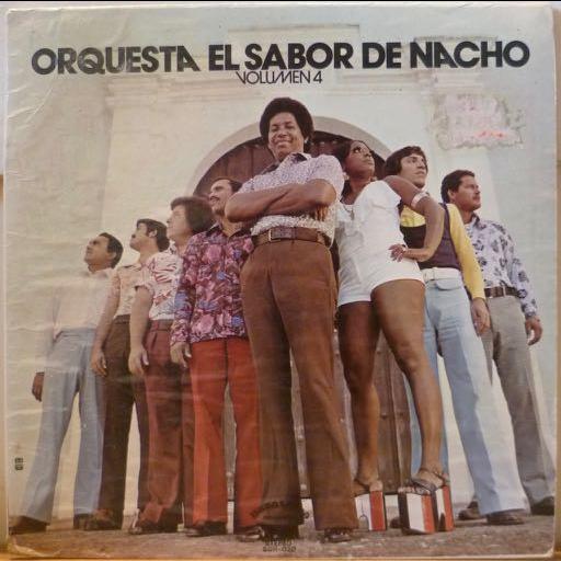 ORQUESTA EL SABOR DE NACHO Volumen 4
