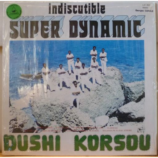 INDISCUTIBLE SUPER DYNAMIC Dushi korsou