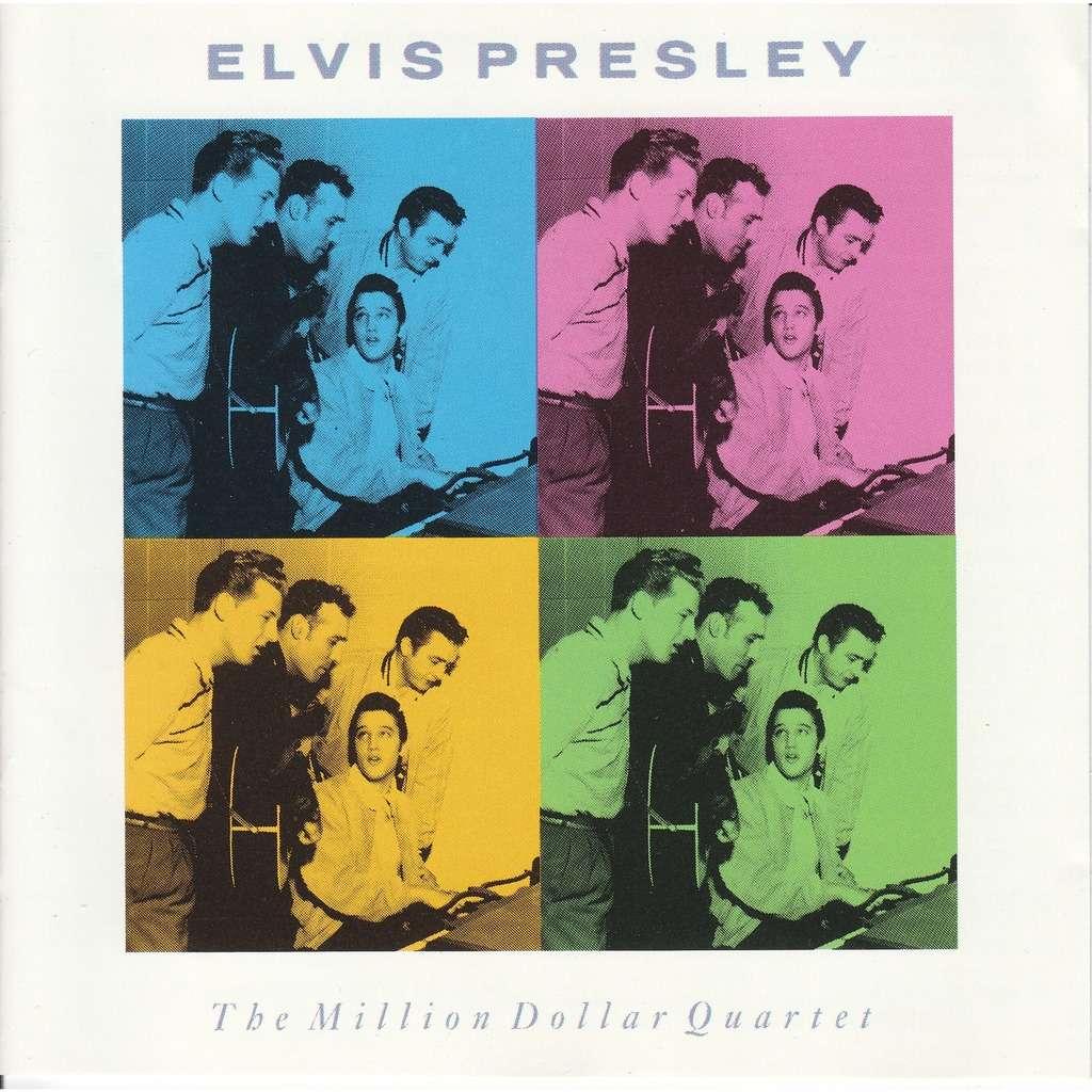 elvis presley The Million Dollar Quartet